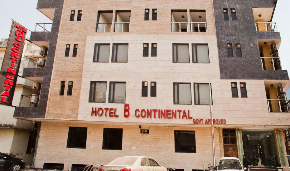 about Hotel B Continental